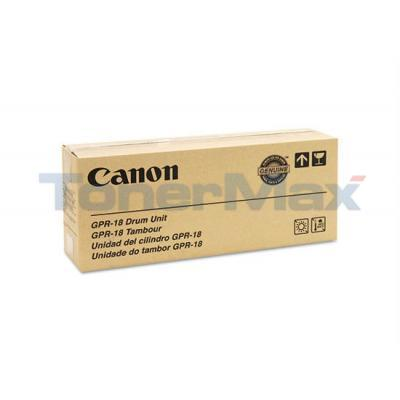 CANON GPR-18 DRUM UNIT BLACK